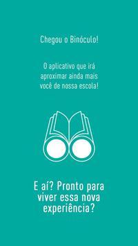 Binóculo poster