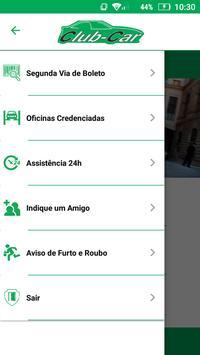 Club-Car Proteção Veicular screenshot 1