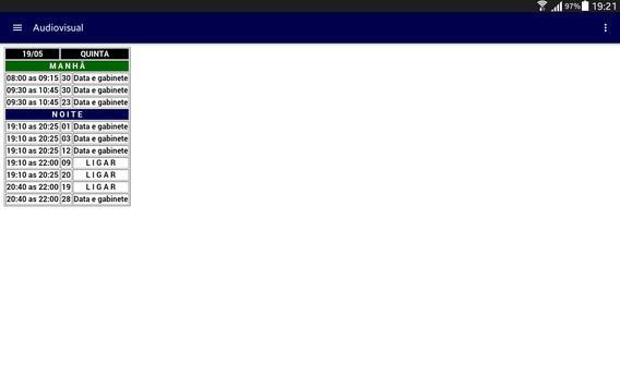 FCG/FACSUL Audiovisual screenshot 8