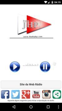 Radio JHP Brasil poster