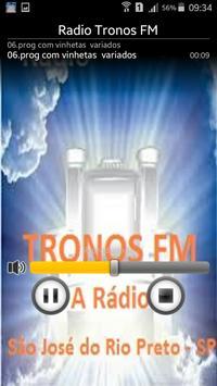 Radio Tronos FM poster