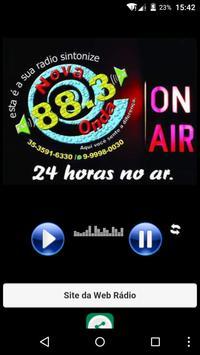 Rádio Nova Onda MONTE SANTO poster