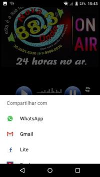 Rádio Nova Onda MONTE SANTO apk screenshot
