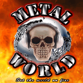 Metal World Web Radio icon