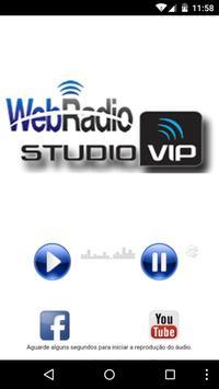 Rádio Studio VIP poster