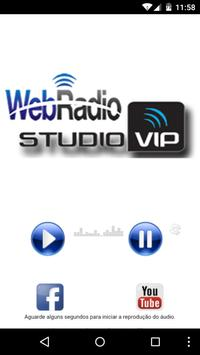 Rádio Studio VIP apk screenshot