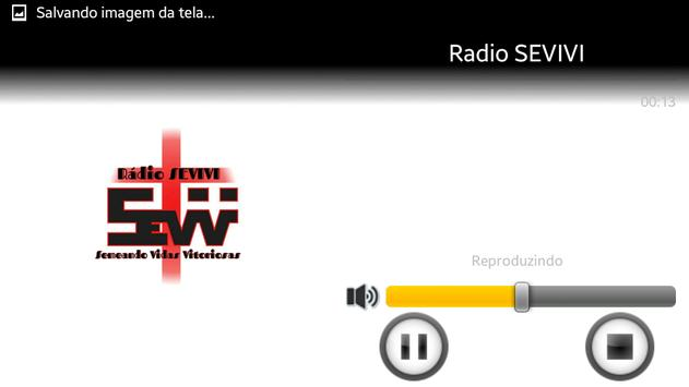 Radio SEVIVI apk screenshot