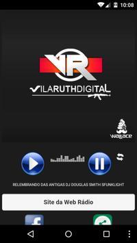 RadioVilaRuth poster