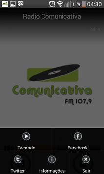 Radio Comunicativa screenshot 1