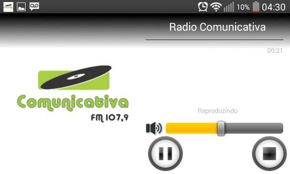 Radio Comunicativa screenshot 2