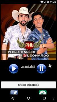 Pedro Henrique e Leonardo poster