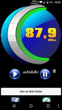 Curuçá FM 87,9 poster