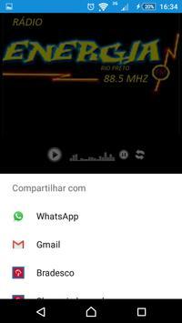Radio Energia Rio Preto apk screenshot
