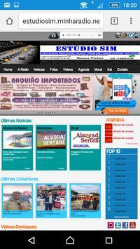 Rádio Estúdio SIM screenshot 2