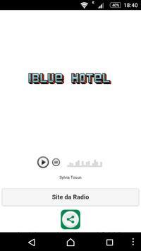 iBlue Rádio Online poster