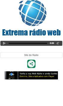 Extrema Rádio Web poster