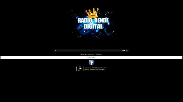 RADIO DENDÊ DIGITAL screenshot 4