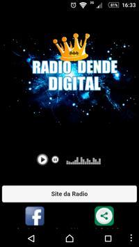 RADIO DENDÊ DIGITAL poster