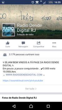 RADIO DENDÊ DIGITAL screenshot 2