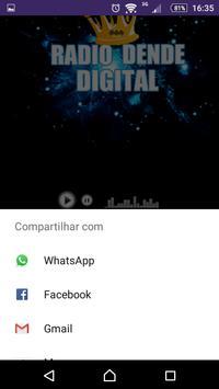 RADIO DENDÊ DIGITAL screenshot 3