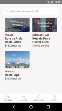 Hostel App poster
