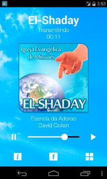 Radio Elshaday poster