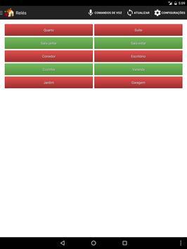 House Pi Automação Residencial apk screenshot