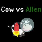 Cow vs Aliens icon
