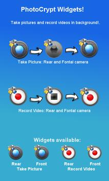 PhotoCrypt Demo - Photo and Video protection apk screenshot