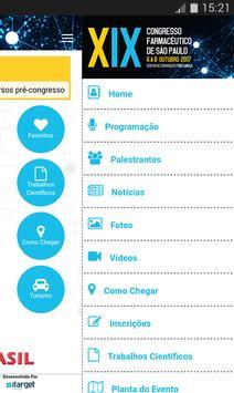 XIX Congresso CRF-SP screenshot 3