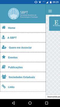 Eventos SBPT screenshot 2