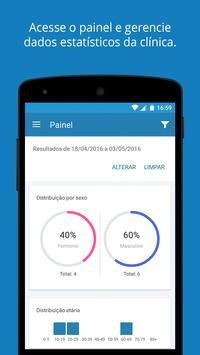 Agenda e prontuário p/ médicos apk screenshot
