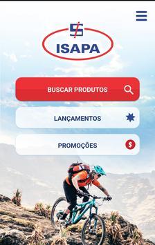 Isapa Bicicleta - Catálogo poster