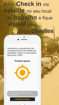 StreetPark.me - Flanelinha poster
