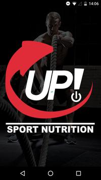 Up! Sport Nutrition poster