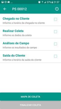 ultraLIMS - Coletas screenshot 1