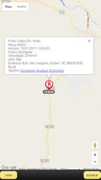 Live Tracker screenshot 1