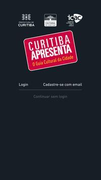 Guia Curitiba Apresenta poster