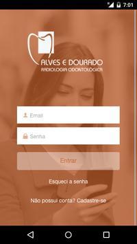 Alves & Dourado Radiologia Odontológica poster