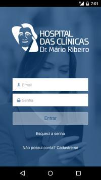 Hospital das Clinicas Dr Mário R. da Silveira poster