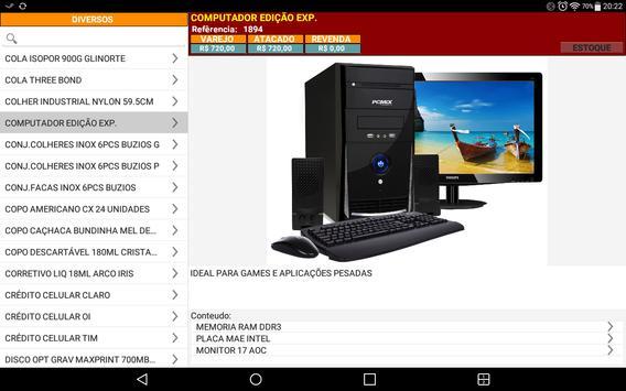 Catalogo Digital apk screenshot