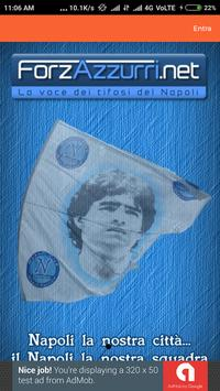ForzAzzurri Pro poster