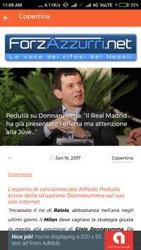 ForzAzzurri Pro apk screenshot