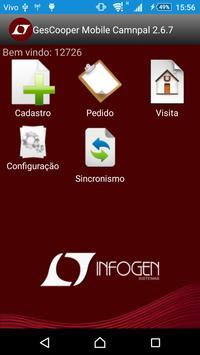 Gescooper Mobile P poster