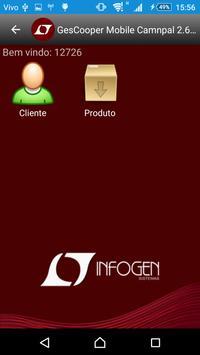 Gescooper Mobile P apk screenshot