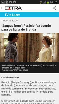 Extra Notícias screenshot 6