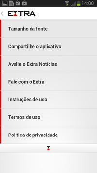 Extra Notícias screenshot 7