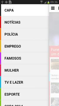 Extra Notícias screenshot 1