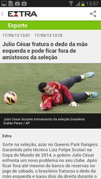 Extra Notícias screenshot 3