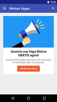 InfoJobs - Publicar vagas poster